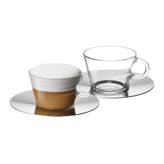 VIEW Cappuccino Cups X 2