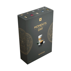 Moments of the Day 100 Capsules Assortment